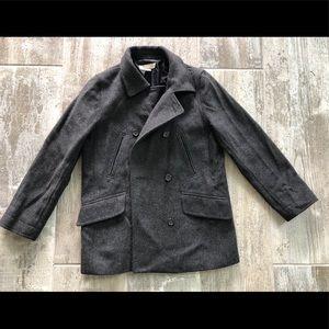 Jcrew Peacoat Jacket